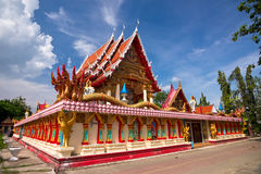 Wat Phra Nang a chanté Photographie stock