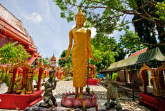 Wat Phra Nang Sang Stock Photography