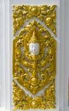 Wat Phra That Nong Bua-decoratie Stock Afbeelding