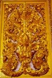Wat Phra That Nong Bua nordost av Thailand Royaltyfri Fotografi