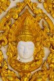 Wat Phra That Nong Bua nordost av Thailand Arkivbilder