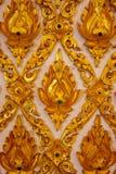 Wat Phra That Nong Bua nordost av Thailand Royaltyfri Bild