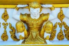 Wat Phra That Nong Bua nordost av Thailand Arkivfoto