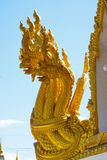 Wat Phra That Nong Bua nordost av Thailand Royaltyfri Foto