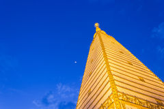 Wat Phra That Nong Bua Stock Image
