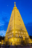 Wat Phra That Nong Bua. Northeast of Thailand Stock Photography