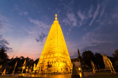 Wat Phra That Nong Bua Royalty Free Stock Photo