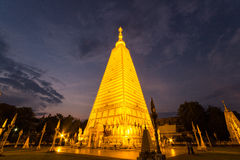 Wat Phra That Nong Bua Royalty Free Stock Images