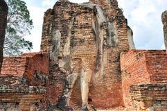 在Wat Phra Pai Luang的菩萨形象 免版税库存图片