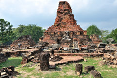 Wat Phra Pai Luang imagem de stock royalty free