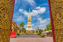 Wat Phra That Panom temple. Wat Phra That Panom temple in Nakhon Phanom, Thailand Royalty Free Stock Image
