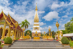 Wat Phra That Panom temple. Wat Phra That Panom temple in Nakhon Phanom, Thailand Royalty Free Stock Images