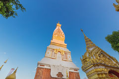 Wat Phra That Panom temple, Thailand. Stock Photography