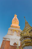 Wat Phra That Panom temple, Thailand. Royalty Free Stock Photos