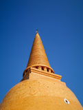 Wat Phra Pathom Chedi, the tallest stupa in the world, fantastic buddhist edifice in Nakhon Pathom. Thailand Stock Images