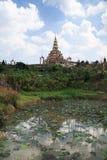 Wat Phra That Pha Kaew. At Khao Kho, Thailand Stock Photos