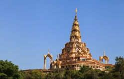 Wat Phra That Pha Kaew, Thai Buddhist temple Stock Photo