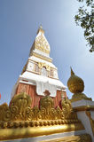 Wat phra that pha nom temple Royalty Free Stock Images