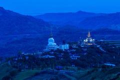 Wat Phra That Pha Son Kaew immagine stock
