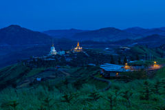 Wat Phra That Pha Son Kaew fotografie stock libere da diritti