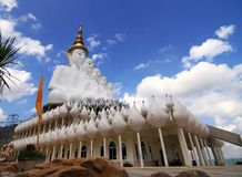 Wat Phra That Pha Son Kaew em Tailândia Fotos de Stock Royalty Free