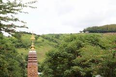 Wat Phra That Pha Son Kaew, Phetchabun, Thailand. Thai temple, Wat Phra That Pha Son Kaew, Phetchabun, Thailand Stock Photography