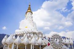 Wat Phra That Pha Sorn Kaew, Phetchabun, Thailand royalty-vrije stock afbeelding