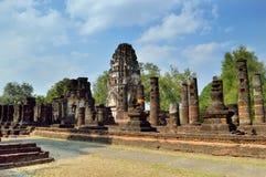 Wat Phra Phai Luang in Sukhothai Historical Park Stock Image