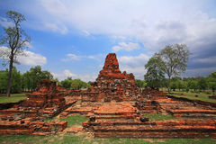 Wat Phra Phai Luang in Sukhothai historical park, Thailand Stock Photography