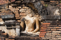 Wat Phra Phai Luang, Sukhothai - Thai temple Royalty Free Stock Photography