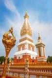 Wat Phra That Phanom royalty-vrije stock foto's