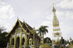 Wat Phra That Phanom Fotografia de Stock Royalty Free