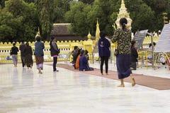 Wat Phra That Phanom Fotos de Stock