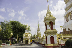 Wat Phra That Phanom Stockfoto