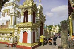 Wat Phra That Phanom Foto de Stock