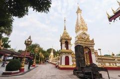 Wat Phra Phanom 免版税库存图片