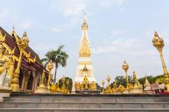 Wat Phra Phanom 免版税库存照片