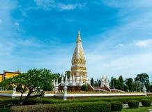 Wat Phra Phanom 图库摄影