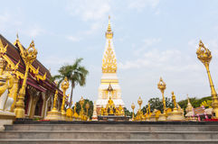 Wat Phra That Phanom Royalty Free Stock Photo