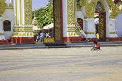Wat Phra That Phanom Stock Photo