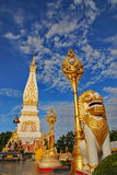 Wat Phra That Phanom of Thailand Stock Photo