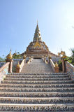 Wat Phra That Phasornkaew Stock Images