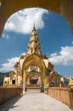 Wat Phra That Phasornkaew Thailand Stock Photos