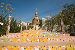 Wat Phra That Phasornkaew Thailand Stock Photo