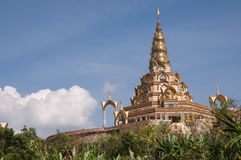 Wat Phra That Phasornkaew Thailand Stock Photography