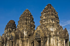 Wat Phra Prang Sam Yot Stock Photo