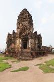 Wat Phra Prang Sam Yot temple Royalty Free Stock Photo