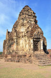 Temple in Lopburi, Thailand. Royalty Free Stock Photo