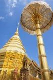 Wat Phra que Doi Suthep, Chiang Mai, Tailandia fotografía de archivo libre de regalías