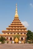 Wat Phra quel Chedi di Khonkaen Thailand2 Fotografia Stock